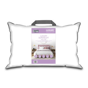 Luxury Supersoft Pillow