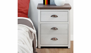 Genoa 3 Drawer Chest of Drawers