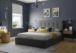 Lincoln Ottoman Bed Frame