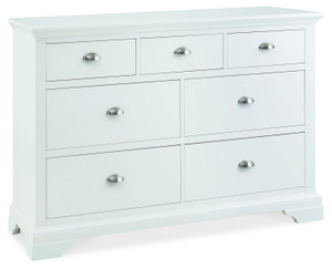 Henley 4 + 3 Drawer Chest of Drawers