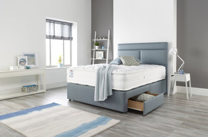 Slumberland Vantage Pocket 2200 Divan Bed Set