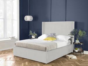 Evelyn Upholstered Ottoman Bed Frame