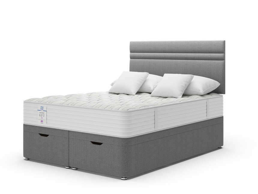 Sealy Tahiti Support Divan Bed Set (£2,999.99) SPEND £1600+ SAVE £300