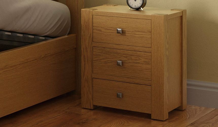 Edgemont Bedside Table