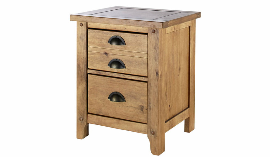 Wild Coast Bedside Table