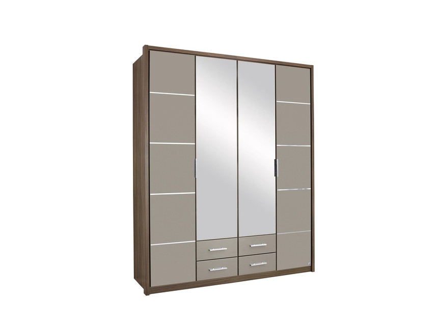 Mirabel 4 Door Hinged Wardrobe