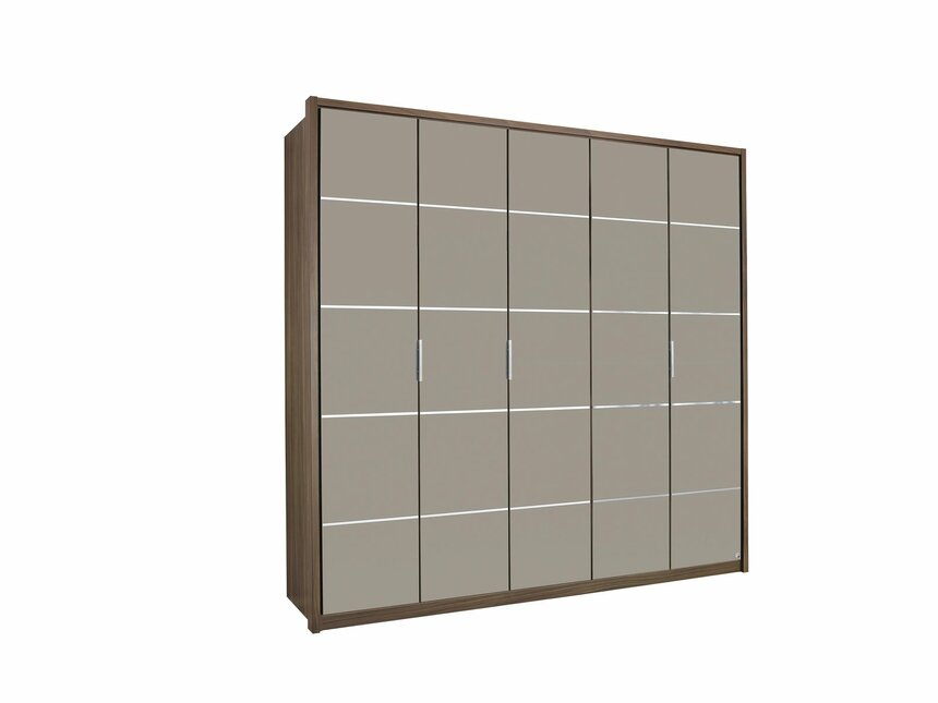 Mirabel 5 Door Hinged Wardrobe