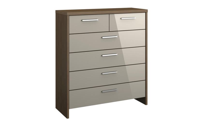 Mirabel 4 + 2 Drawer Chest of Drawers