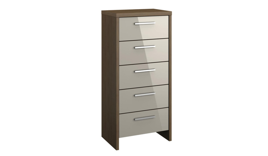 Mirabel 5 Drawer Chest of Drawers