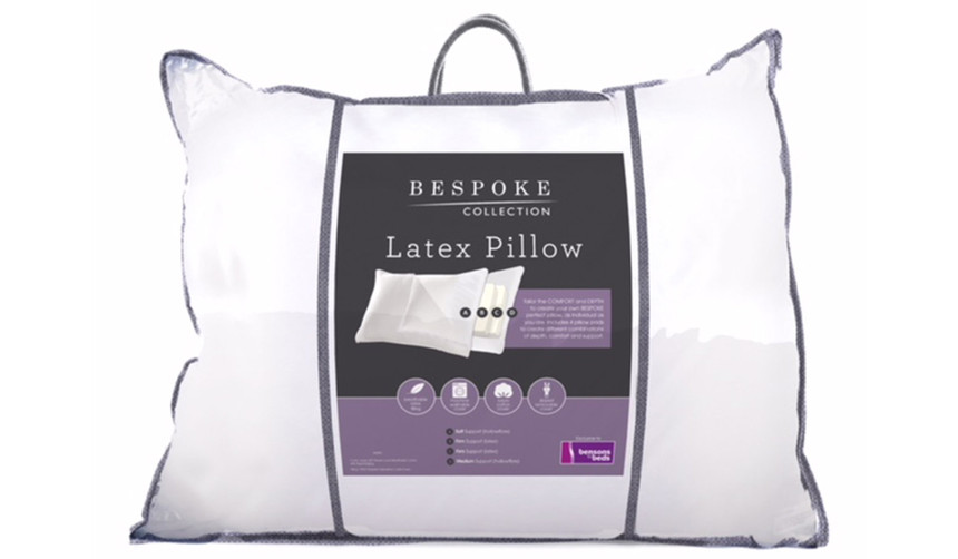 Bespoke Collection Latex Pillow