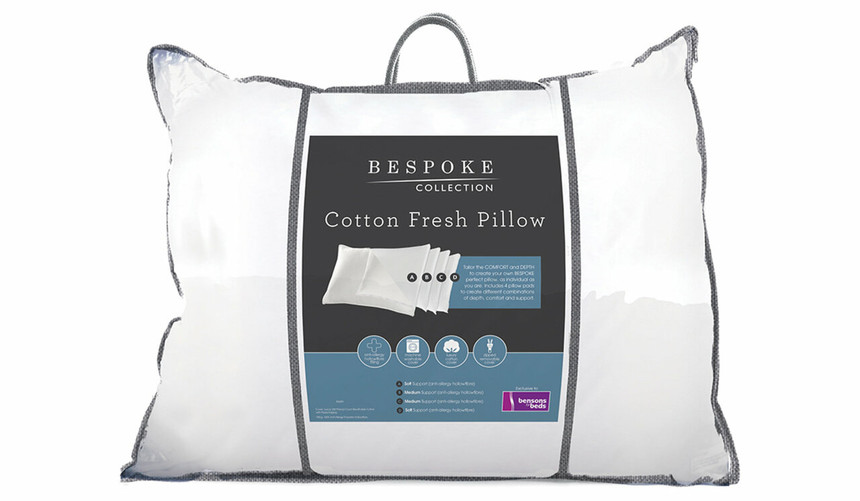 Bespoke Collection Cotton Fresh Pillow