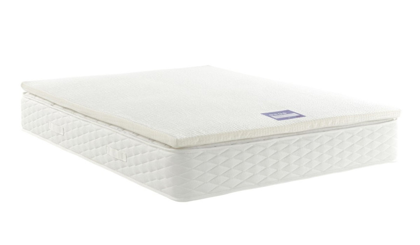 Memory Cushion Mattress Enhancer