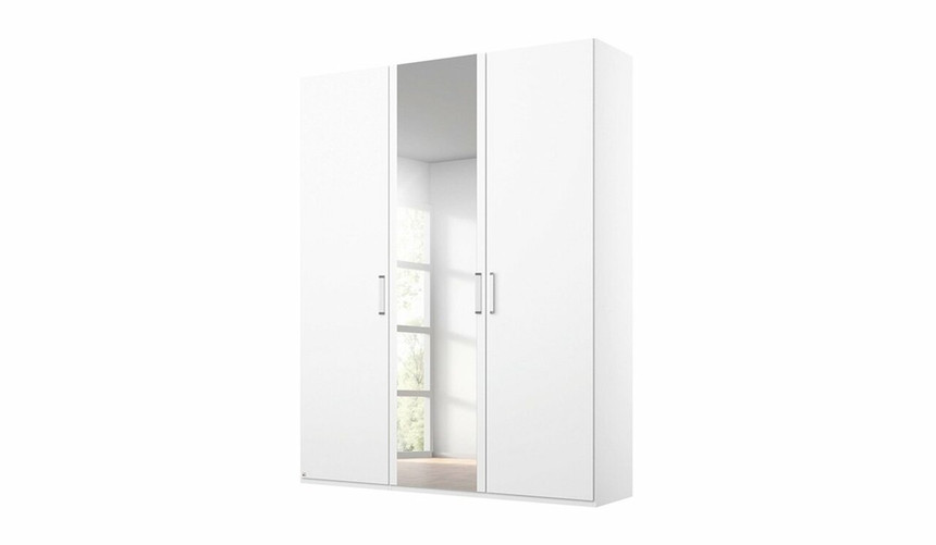 Lazio 3 Door Hinged Wardrobe
