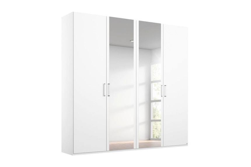 Lazio 4 Door Hinged Wardrobe