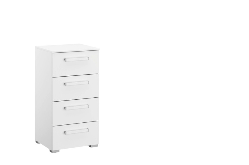 Lazio 4 Drawer Narrow Chest of Drawers