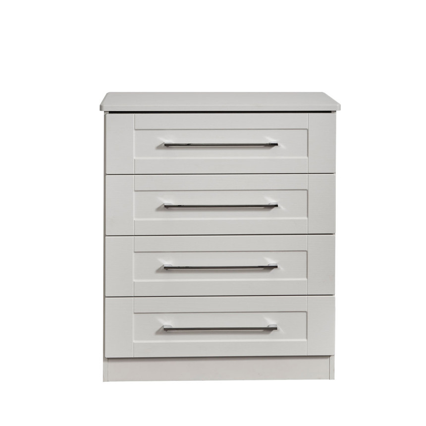 Santana 4 Drawer Chest of Drawers