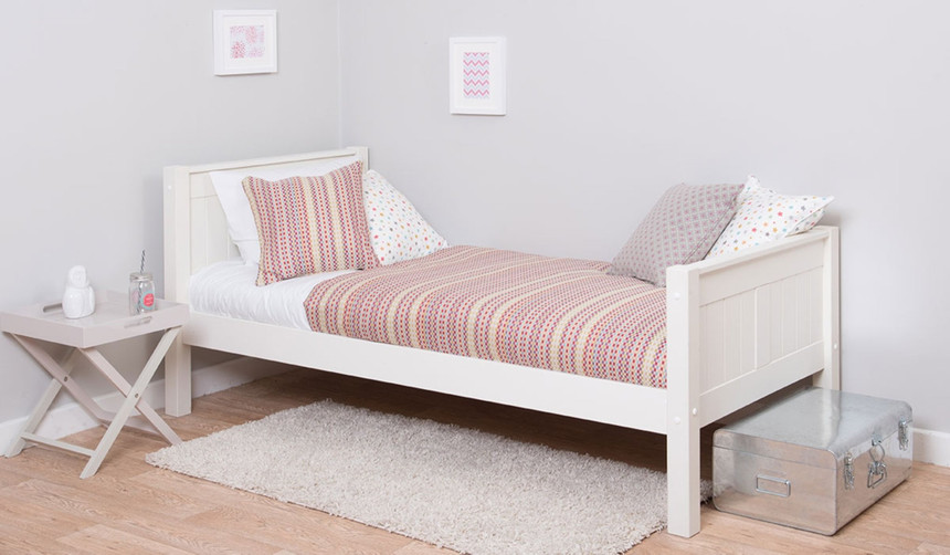 Mi Zone Classic Wooden Bed Frame