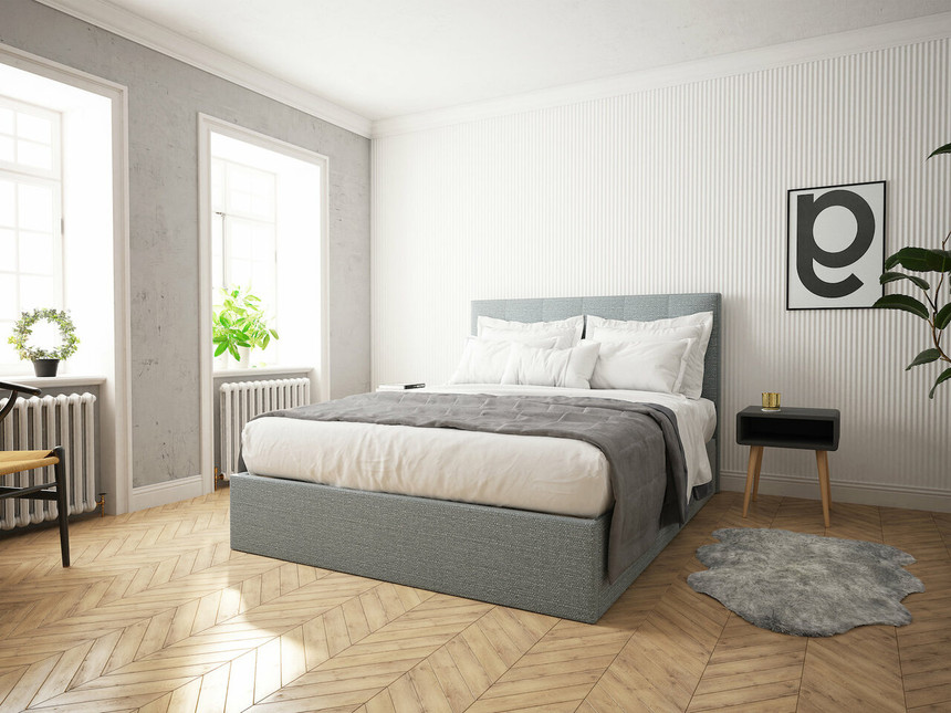 Kennedy Ottoman Upholstered Bed Frame