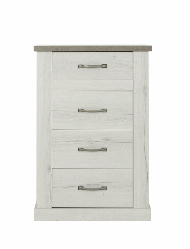 Chamonix 4 Drawer Chest of Drawers