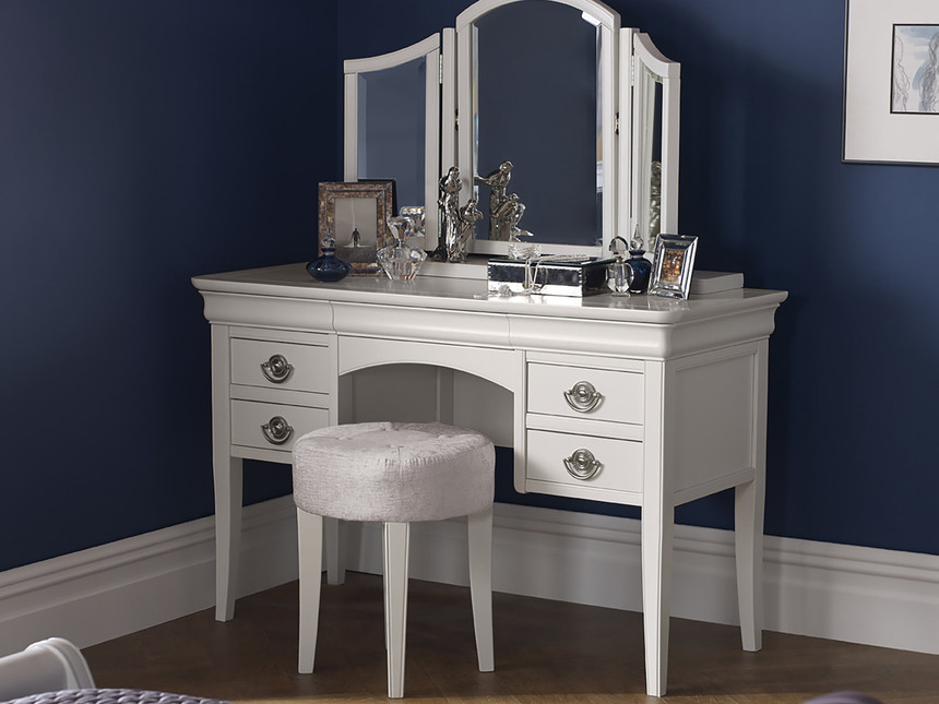Chantilly 4 Drawer Dressing Table