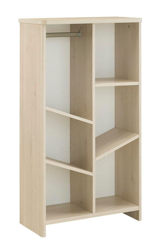 Cozi Open Shelf Wardrobe
