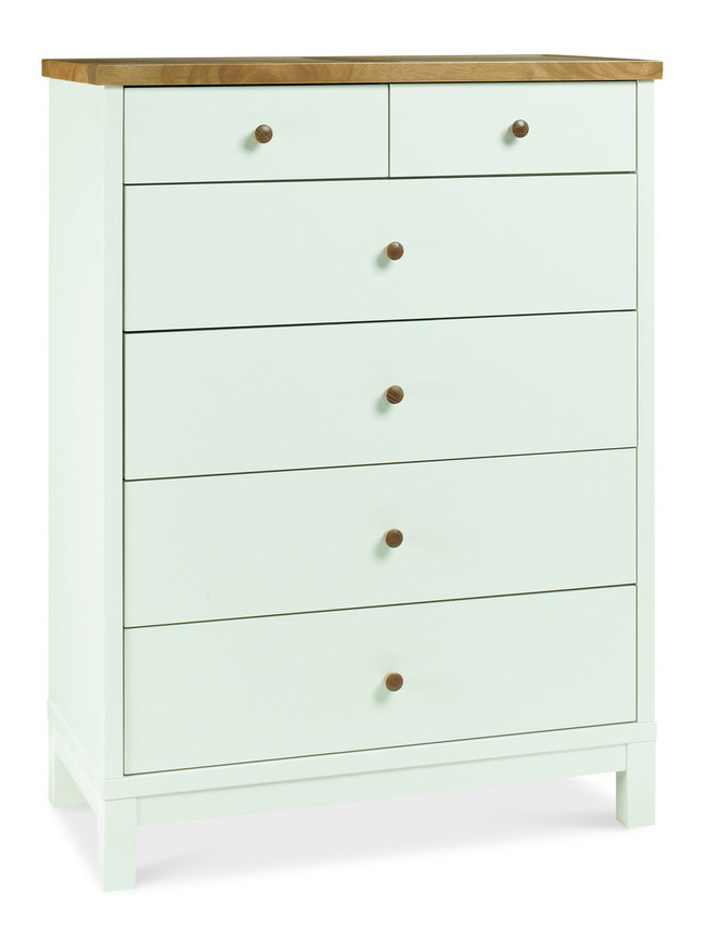 Oxford 4 + 2 Drawer Chest of Drawers