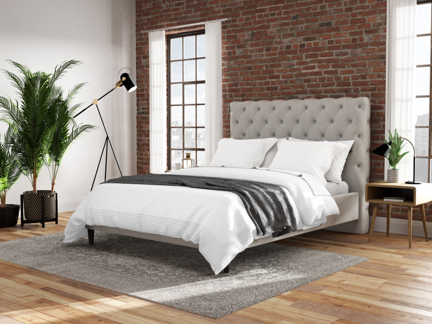 Langdon Upholstered Bed Frame