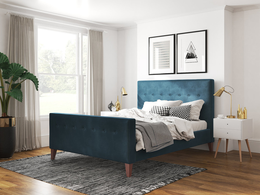 Maddox Upholstered Bed Frame