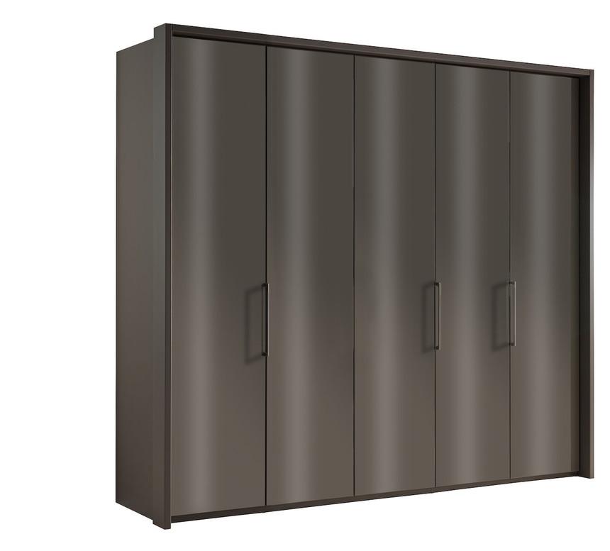 Sicily 5 Door Bi-Fold Wardrobe