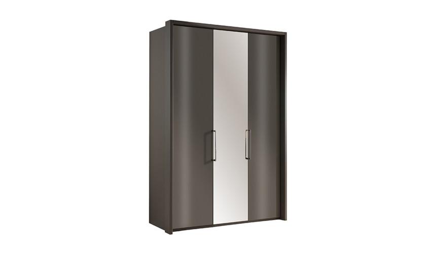 Sicily 3 Door Bi-Fold Wardrobe + External LEDs