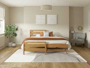 Hip Hop 3 in 1 Wooden Bed Frame