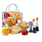 Rosh HaShanah Plush Play Set