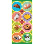 Shavuot Foods stickers