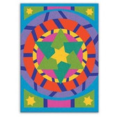 Star of David Jewish Sand Art Boards