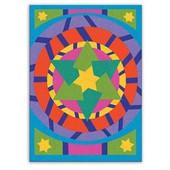 Star of David Jewish Sand Art Boards