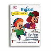 Shabbat Mini Activity Book