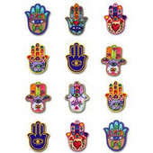Hamsa (The Hand) Stickers