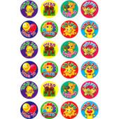 Encouragement Stickers for Younger Children - Jewish Stickers