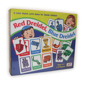 Red Dreidel Blue Dreidel Game