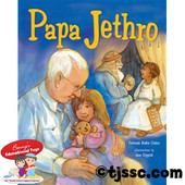 Papa Jethro Hard Cover