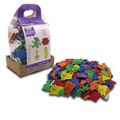 Noah's Ark Self Adhesive Foam Shapes