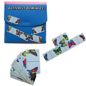 Butterfly Dominoes