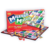 Mitzvah Match Board Game