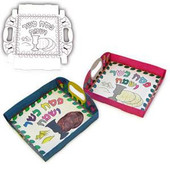 Matzah Tray Arts & Craft Kit