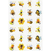 Bees Stickers for Rosh HaShana