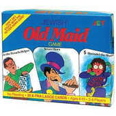 """Old Maid"" Jewish Game"