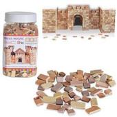 Bricks Mosaic Stones (Jerusalem) from Stone by Stone