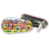 Jerusalem Tin Metal Purim Gragger -  100 units at Bulk discount pricing