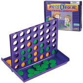 Pass-O-Four Passover Game