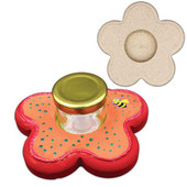Honey Dish / Candle Holder for Decoration